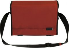 Rode Targus Unofficial Messenger - 16 Inch - Rood