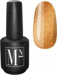 Merkloos / Sans marque Moen Nails Gellak - Bronze Glitter - Glitters - UV/LED