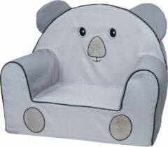Grijze Bubaba Kinderfauteuil - Peuterstoeltje - Kinderzetel Koala