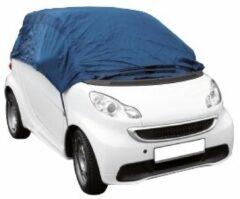 Blauwe TCP Auto Dakhoes Maat XS Smart - Beschermhoes Auto - Afdekhoes Voor Autodak - 215 x 146 x 55cm