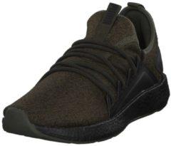 Sneaker NRGY Neko Knit für besten Komfort 191093-05 Puma Forest Night-Puma Black