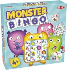 Tactic kinderspel Monster Bingo