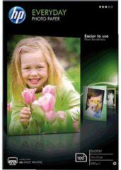 HP Everyday Photo Paper CR757A Fotopapier 10 x 15 cm 200 g/m² 100 vellen Glanzend