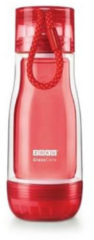 Zoku Hydration Drinkbeker - Every Day - 325 ml - Rood