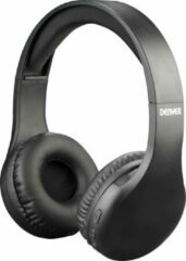 Denver BTH-240 Headset Hoofdband 3,5mm-connector Bluetooth Zwart