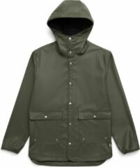 Herschel Supply Co. Parka Heren Regenjas - Maat S - Dark Olive