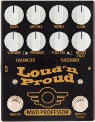 Mad Professor Loud 'n Proud, gitaareffect, overdrive