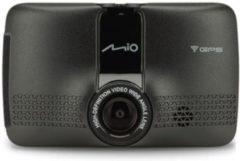 Zwarte Mio MiVue 733 Full HD Wi-Fi Zwart