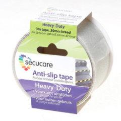 SecuCare Antislip sticker - op rol 50 x 3000mm Heavy Duty transparant - 8040.200.01