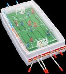 Playtime Voetbalspel SOCCER KING - tafelvoetbal - 35 x 19 cm