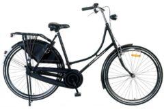 28 Zoll Damen Holland Fahrrad Popal Omafiets OM28Z Popal schwarz
