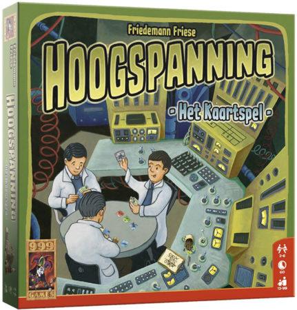 Afbeelding van 999 Games Hoogspanning: Het Kaartspel Kaartspel