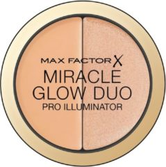 Highlighter Miracle Glow Duo Max Factor 20 - Medium - 11 g