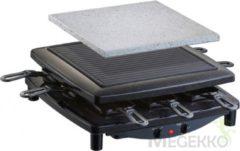 Zwarte Princess Steba RC3Plus - Steengrill - Gourmet - Teppanyaki grill - 8 personen