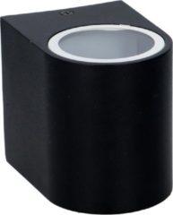 Grundig Aluminium Buitenmuurlamp Spatwaterdicht - 9.8 x 6.7 x 8 cm