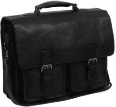 Black Friday Korting. Chesterfield Bags Businessbag Idaho Zwart nu voor € 274.55