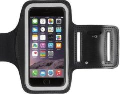 LAYMA Apple iPhone 6 4,7'' Zwart Sportband Sportarmband Hardloop Sport Armband