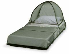 Care Plus - Mosquito Net Pop-Up Dome - Muskietengaas maat One Size zwart