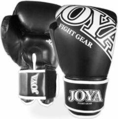 Joya Fightgear - Top Tien - Vechtsporthandschoenen - zwart/wit - 2oz