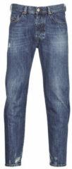 Blauwe Skinny Jeans Diesel MHARKY