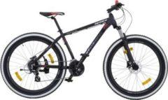 Galano Infinity 27,5 Zoll 650B MTB Mountainbike Scheibenbremsen Shimano... Schwarz / Rot