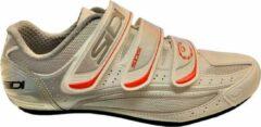 Sidi Nevada Racefietsschoenen Wit Zilver - Maat 45