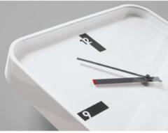 Sigel Design Quarz Wanduhr mezo artetempus WU122 Uhr Bürouhr Quarzuhr weiß