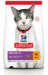 Hill's Feline Senior 11+ Kip 1,5 kg