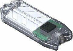 Nitecore Tube V2.0 Sleutelhangerlamp Oplaadbaar Transparant