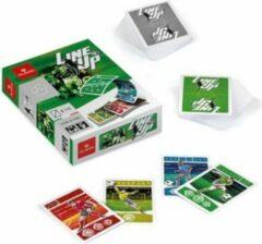 Dal Negro Kaartspel Line Up 6,3 X 8,8 Cm Karton Groen 110 Stuks