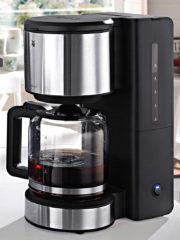 WMF STELIO Aroma Koffiezetapparaat RVS Capaciteit koppen: 10 Warmhoudfunctie