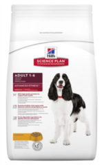 Hills Canine Adult Medium Kip 12 kg