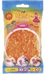 Hama beads Strijkkralen Hama - 1000 Stuks - Oranje Neon