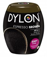 Dylon Wasmachine Textielverf Pods - Espresso Brown 350g