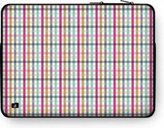 """DuckZip Laptophoes 13 inch – Macbook Sleeve 13"""" - Geometric N°2"""