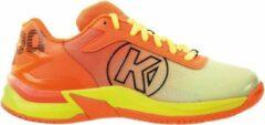 Kempa Attack 2.0 Laces kinderen - Oranje / Geel - maat 36