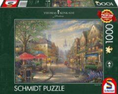 Schmidt Spiele Schmidt puzzel 1000st Café in Munchen