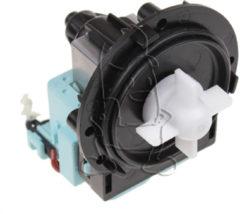 Universeel Pumpe Synchronic universell (Geschlossene Wickelung) für Waschmaschine SYN080214
