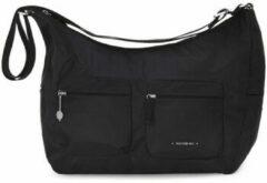Zwarte Samsonite Schoudertas - Move 3.0 Should. Bag M+2 Pock Black
