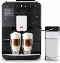 Zwarte Melitta F830-102 Barista Smart T-online Volautomatische Espressomachine