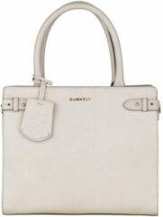 Witte Burkely Parisian Paige Handbag S off white Damestas
