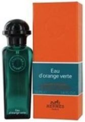 HERMES PARIS EAU D'ORANGE VERTE EAU DE COLOGNE 50ML REFILLABLE VAPORIZADOR