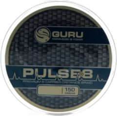 Bruine Guru Pulse-8 Braid - Dyneema - 0.10 mm - 150m