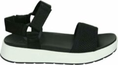 UGG Australia UGG AISSA W - Volwassenen Sandalen met hakDames Sandalen - Kleur: Zwart - Maat: 43