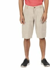 Regatta - Men's Shore Coast Cargo Shorts - Outdoorbroek - Mannen - Maat 60 - Grijs
