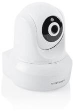 Witte Smartwares C724IP - IP camera - binnen - Pan/Tilt - 10M nachtzicht - HD 720P