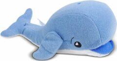 Blauwe SoapSox Badknuffel Walvis