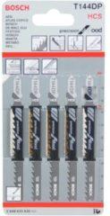 Bosch Bosch Stichsägeblätter T144 DP Pak.= 5 Stück 2 608 633 A35