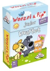 Identity Games Woezel & Pip kwartet junior kinderspel
