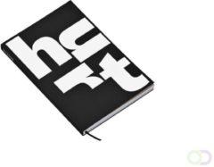 Octàgon Notitieboek Octagon Hurt A5 135x200mm dots zwart